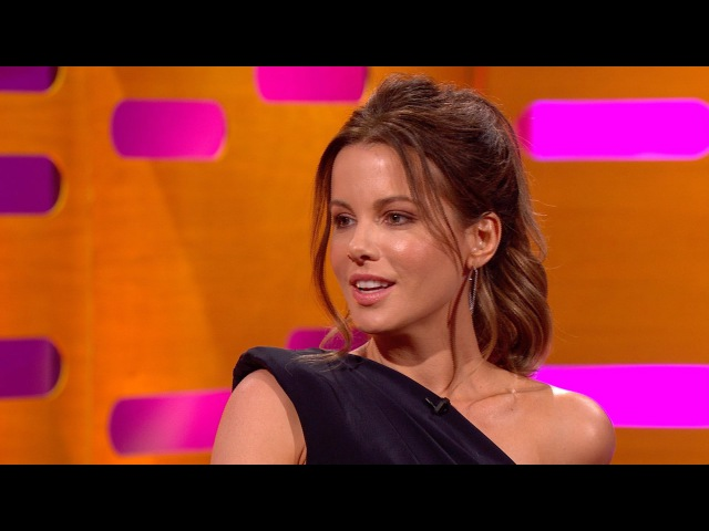 Kate Beckinsale's chocolate between the buttocks prank – The Graham Norton Show: Preview - BBC One