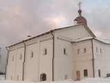 Реставраторы завершили восстановление Ферапонтова монастыря