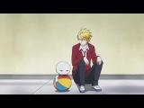 Ball challenge (AMV, Fukigen na Mononokean, Угрюмый заклинатель духов, Fat Boy Slim - Ya Mama (Push the Tempo))