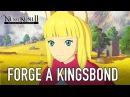 Ni No Kuni II Revenant Kingdom - PS4/PC - Forge a Kingsbond E3 2017 Trailer