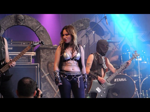 Savage Master – With Whips And Chains (Live @ KEEP IT TRUE Festival XVIX)