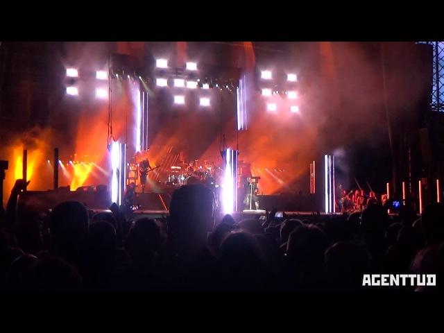 Rammstein live in Wrocław, Poland Full concert 27.08.2016 [REUPLOAD]