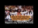 Beautiful Sufi song on Sathya Sai Baba WITH ENGLISH SUBTITLES by Hans Raj Hans