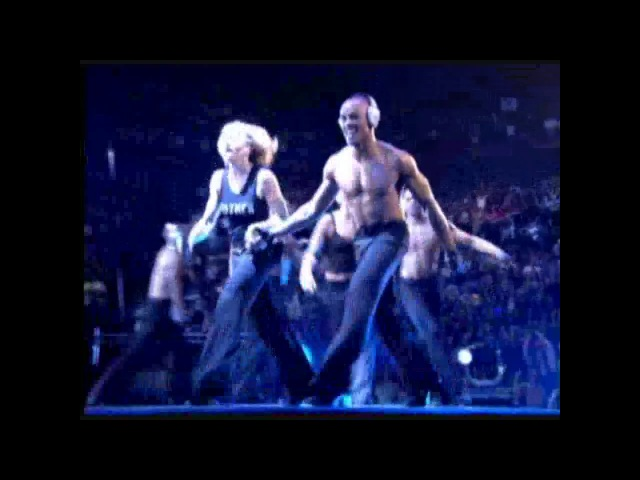 Madonna - Music (Live Drowned World Tour)