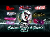 Various Artists - Cartoon People &amp Friends Vol.1