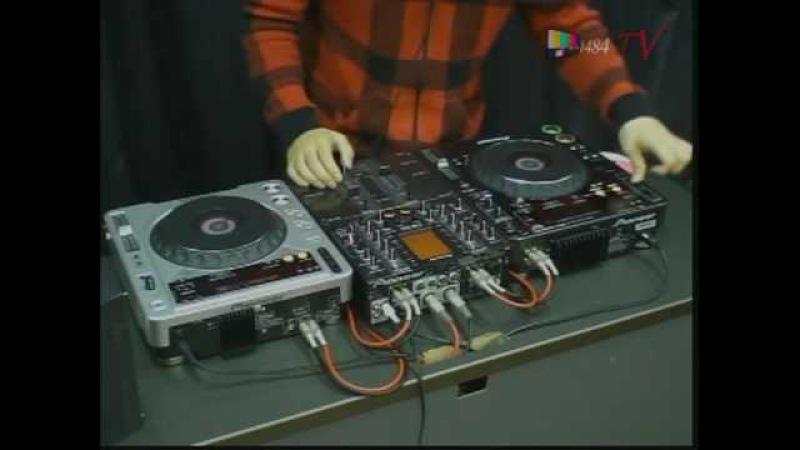【石橋楽器店】Pioneer CDJ-1000MK3 DJM-909 デモンストレーション by DJ COMA