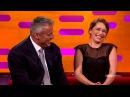Emilia Clarke Makes Matt LeBlanc Say The Thing - The Graham Norton Show