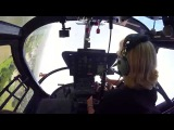 2015 Wingnuts Flying Circus - Chuck Aaron Red Bull Helicopter Aerobatics!!!