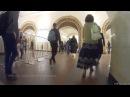 Переход метро Белорусская радиальная/кольцевая