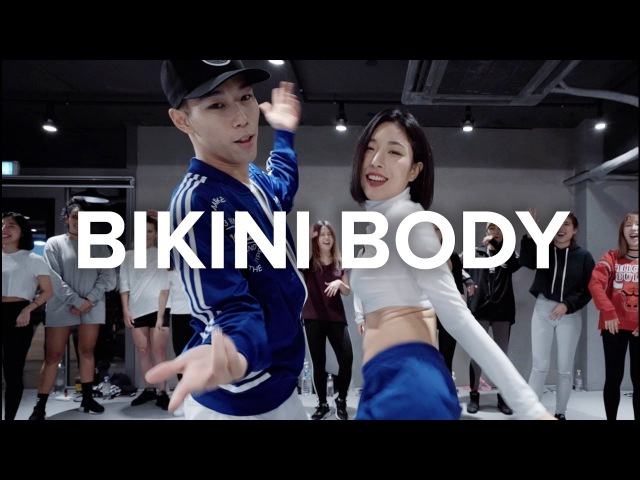 Bikini Body - Dawin ft. R City / Lia Kim Koosung Jung Choreography