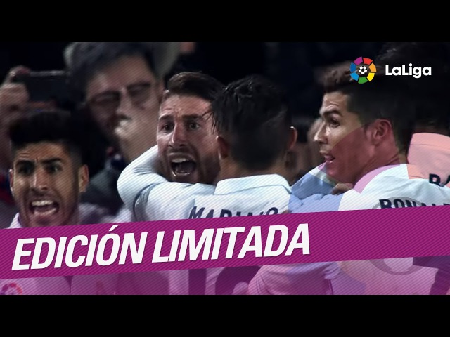 El Clásico - Sergio Ramos deja helado al Camp Nou en el 90'