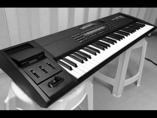 Roland XP50 Workstation Synthesiser Demo