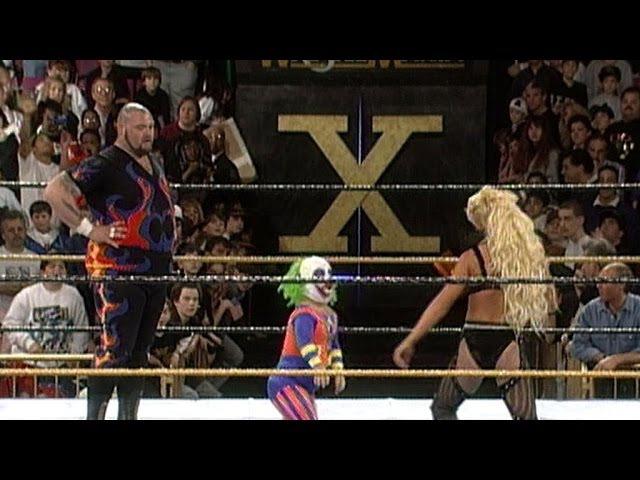 Bad Wrestlemania Storylines: Worst of Bam Bam Bigelow vs Doink The Clown