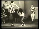 Пародийный танец анс Моисеева Москва 1962 год
