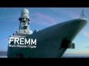 Leonardo - FREMM Multi-Mission Stealth Frigate Electronic Weapon Systems Simulation [720p]