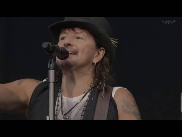 Richie Sambora Orianthi - Nowadays - Live Japan 2014