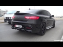 CoD Mercedes AMG GLE63s RS800 PP Performance Shooting Flames
