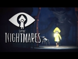 Стрим по игре Little Nightmares