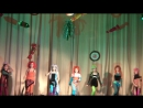 11.12.2016 Бабки-Ежки.Театр танца и моды Танцующая королева.