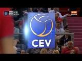Волейбол. Чемпионат Европы 2017. Россия - Германия. ФИНАЛ (часть 1)