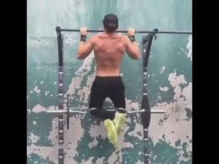 Мощный тренинг