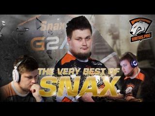 Превью: CS:GO - Best of Snax in Virtus.pro (Fragmovie)