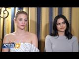 8 января  Интервью Камилы и Лили для портала Access Hollywood.