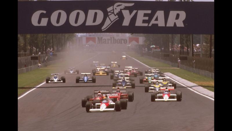 28.05.1989 г. Гран-При Мексики,Мехико-Сити. Гонка