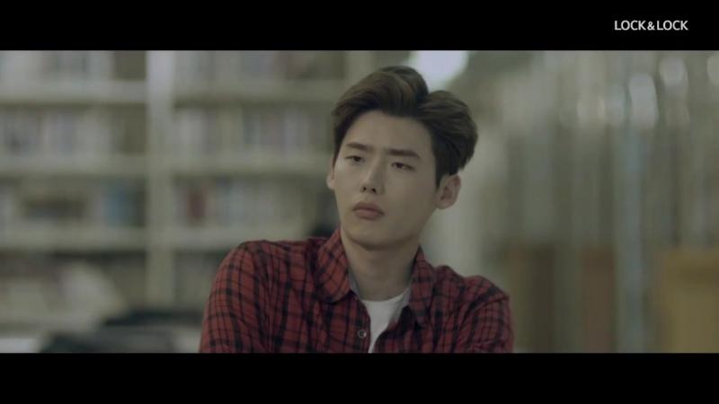 Lee Jong Suk - LOCKLOCK Horoscope Movie Capricorn (Bahasa Indonesia)15 год