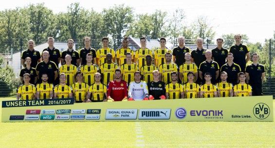 Главная команда сезона 2016/2017