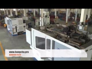 Завод вилочных погрузчиков hangcha