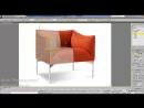 Продвинутый курс по 3ds max и Vray: Моделирование мебели