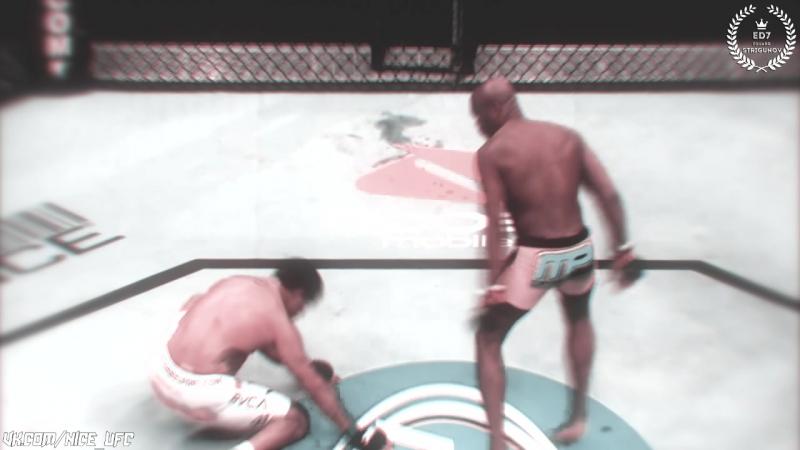 Anderson Silva vs Vitor Belfort STRIGUNOV nice fights vines