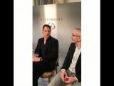 29.11.2016 - Интервью Криса  и Дженнифер Лоуренс к фильму «Пассажиры» в Париже, Франция