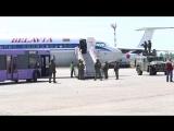 Антитеррористические учения прошли в Национальном аэропорту Минск