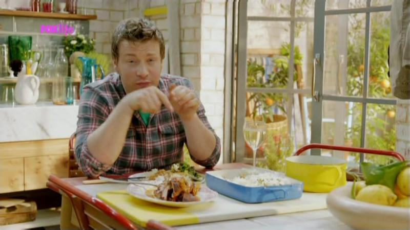 Обеды за 15 минут с Джейми Оливером - 1 сезон 24 серия