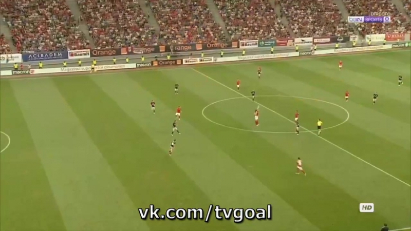 Динамо Бухарест 1 1 Атлетик Ривалдиньо