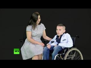 Первое интервью Антона Мамаева после освобождения