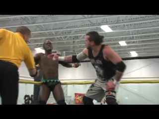 Crossface MASADA vs. Rich Swann