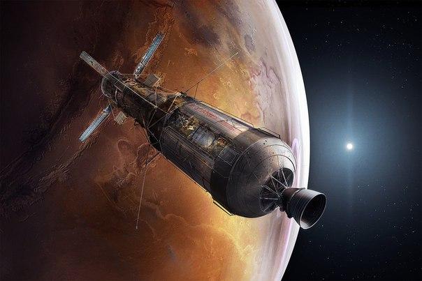 В 2020 году ожидается всплеск полетов на Марс