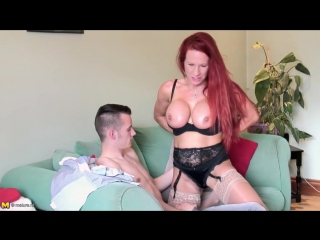 Faye (EU) (39) - British big breasted MILF doing her toyboy