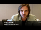 Aaron Stanford интервью  12 Обезьян  12 Monkeys  Interview  Comic Con