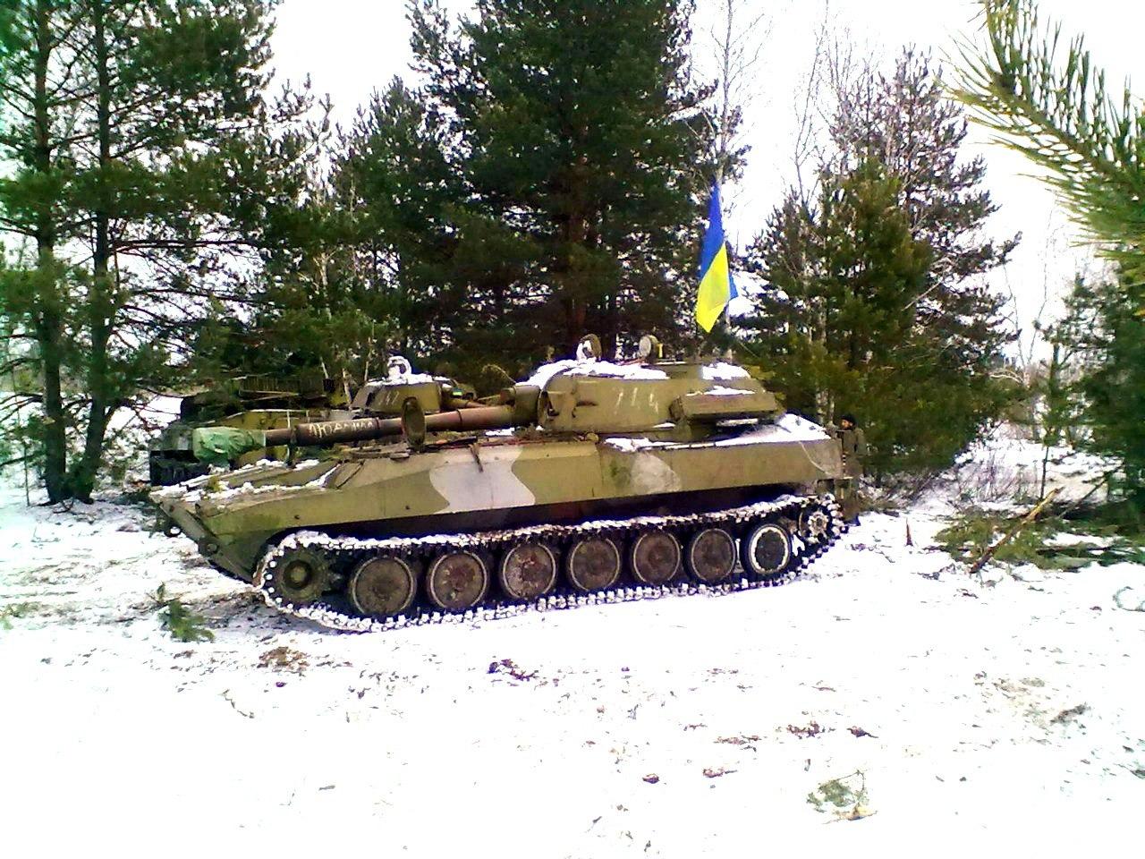 Ополченцы «размолотили» новую партию украинских «Гвоздик» под Авдеевкой