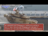 U.S M1 Abrams ( M1A2 ) VS Russian T-90 MS