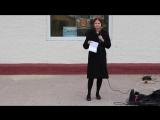 Митинг памяти 7.05.17. Видео 7: Бой в Калужской области. Мария Иванова.