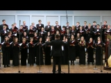 Г. Свиридов - Цикл ''Песни безвременья'' (Culture choir, дир.О. Бояр, 27.11.2016)