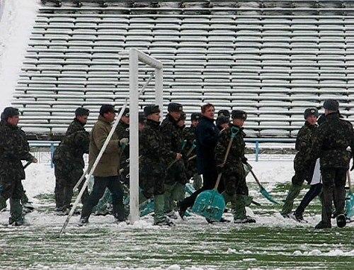 Чотири матчі Другої ліги і гра Буковина - Тернопіль скасовані через снігопади (оновлено) - изображение 1