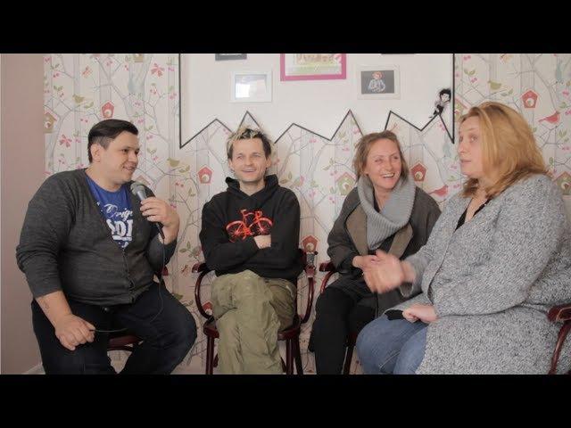 Театр Семьянюки Культурная стена видеоблог о людях искусства 21 века