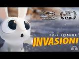 INVASION! Animated 360 Movie HD Ethan Hawke