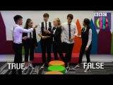 Disney's The Lodge cast play 'Believe That'  Blue Peter  CBBC